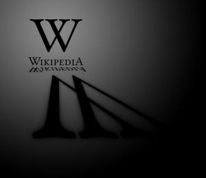 Ось так виглядає страйк англійської Вікіпедії