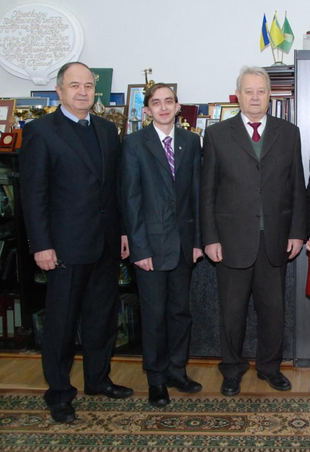 "signing of a memorandum NTU ""KPI"" WM UA_05"